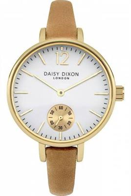 Buy Daisy Dixon Gracie Gold and Tan