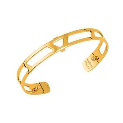 Buy Les Georgettes Thin Gold Ibiza Cuff Bangle