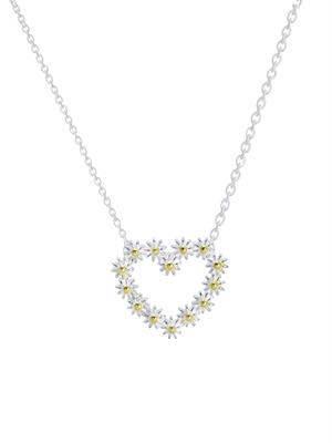 Buy Daisy 16mm Iota Heart Necklace