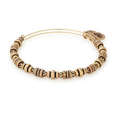 Buy Alex and Ani Spellbound Wrap Bangle in Rafaelian Gold