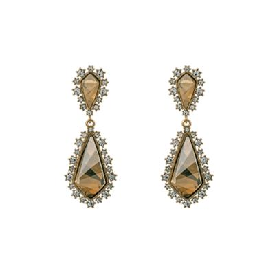 Buy Lily and Rose Cecile Golden Shadow Earrings