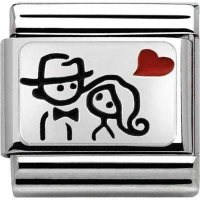 Buy Nomination Couple in Love Charm