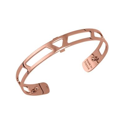 Buy Les Georgettes Thin Rose Gold Ibiza Cuff Bangle