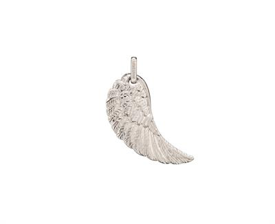 Buy Engelsrufer Silver Angel Wing Pendant Large