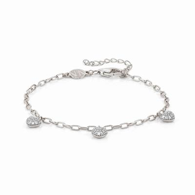 Buy Nomination Stainless Steel Easy Chic Hearts Bracelet