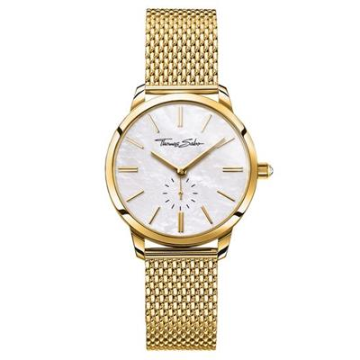 Buy Thomas Sabo Glam Spirit Watch Yellow-Gold