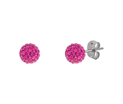 Buy Tresor Paris Cerise 8mm BonBon Studs