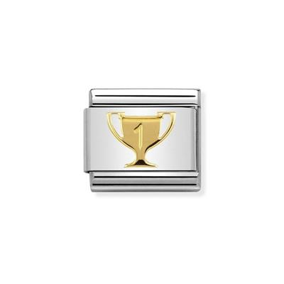 Buy Nomination Gold Trophy Charm