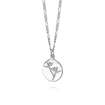 Buy Daisy Sterling Silver Birds of Paradise Necklace