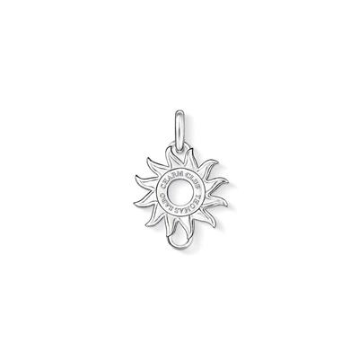 Buy Thomas Sabo Silver Sun Charm Carrier