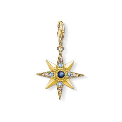 Buy Thomas Sabo Yellow Gold Royalty Star Charm