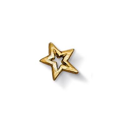 Buy Dower and Hall Gold Small Open Star Treasure