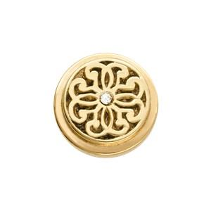 Buy Nikki Lissoni Gold Baroque Fantasy Ring Coin