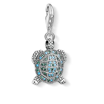 Buy Thomas Sabo Turquoise Turtle Charm