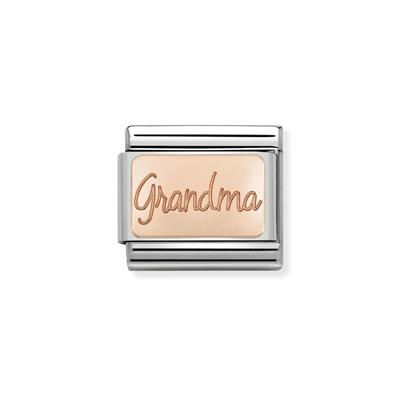 Buy Nomination Rose Gold Grandma
