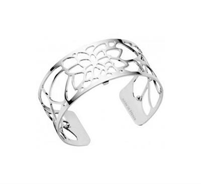 Buy Les Georgettes Medium Silver Nenuphar Cuff
