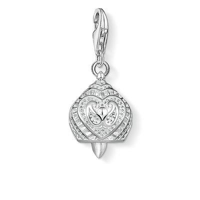 Buy Thomas Sabo Filigree Paisley Chiming Bell Charm