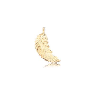 Buy Engelsrufer Gold Angel Wing Pendant Small