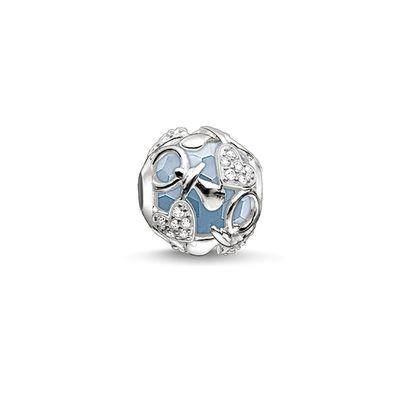 Buy Thomas Sabo Silver Baby Boy Karma Bead