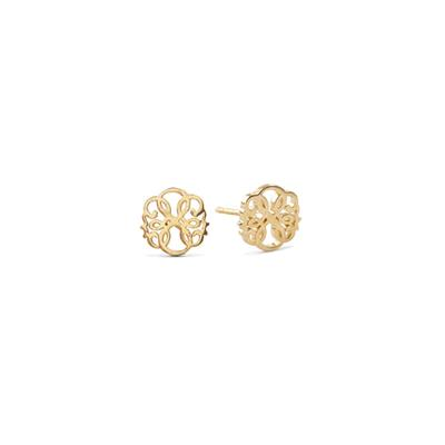Buy Alex and Ani Path of Life Precious Studs in Gold