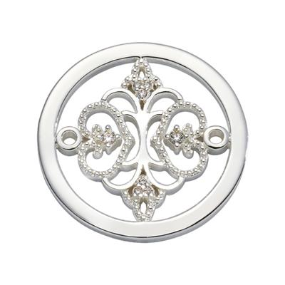 Buy Nikki Lissoni Silver Picture Perfect Coin 23mm