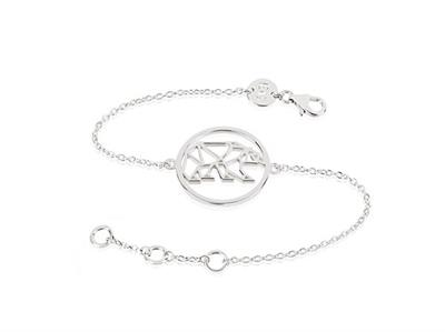 Buy Daisy x Ellie Goulding Polar Bear Bracelet in Silver
