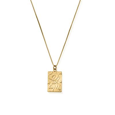 Buy ChloBo Gold Divine Guidance Necklace