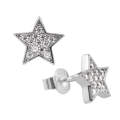 Buy Diamonfire Star Earrings