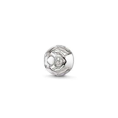 Buy Thomas Sabo CZ Guardian Angel Heart Bead
