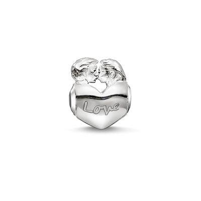 Buy Thomas Sabo Lovers Karma Bead in Silver