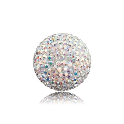 Buy Engelsrufer White Crystal Sound Ball Medium
