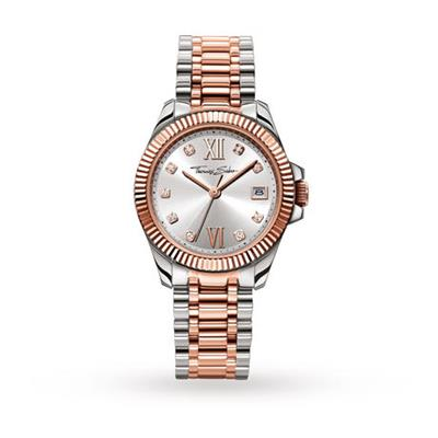 Buy Thomas Sabo Divine Watch Two-Tone