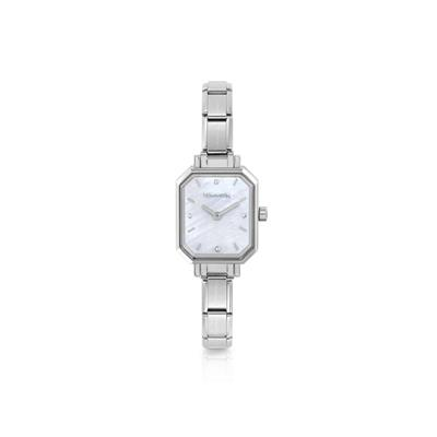 Buy Nomination Paris Rectangular Mother of Pearl Watch