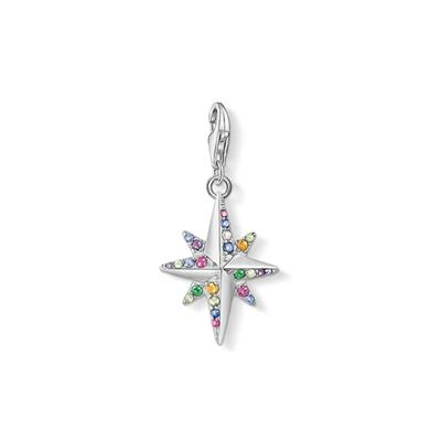 Buy Thomas Sabo Colourful CZ Star Charm