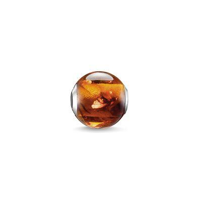 Buy Thomas Sabo Amber Karma Bead