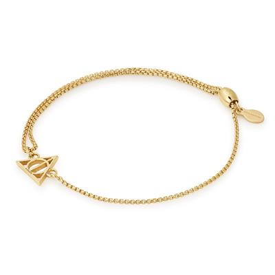 Buy Alex and Ani Harry Potter Deathly Hallows Precious Bracelet in Gold