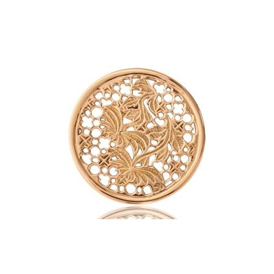 Gold Paradise in Me Coin 33mm