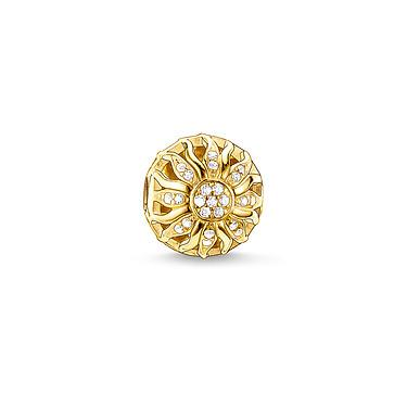 Buy Thomas Sabo Sunshine Yellow Gold Karma Bead