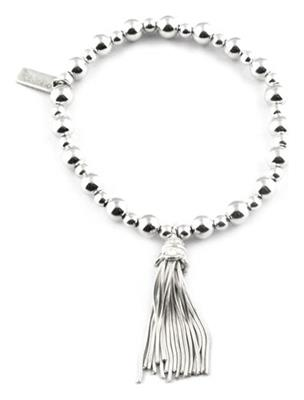 Buy ChloBo Iconic Small Ball Tassel Bracelet