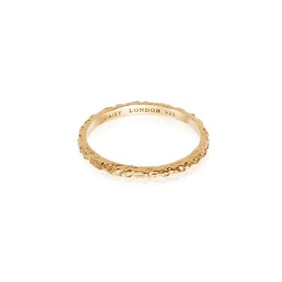Buy Daisy Gold Coral Ring Small
