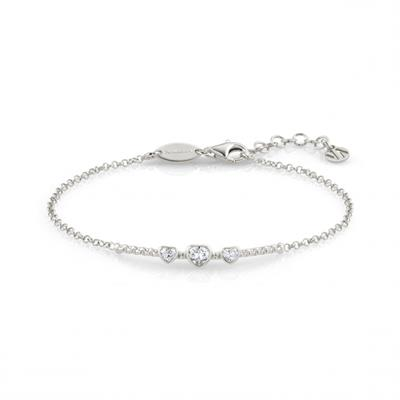 Buy Nomination Bella 3 Heart Bracelet