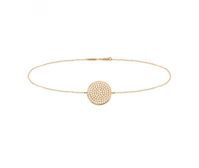 Buy Tresor Paris Cadalen Rose Gold Bracelet