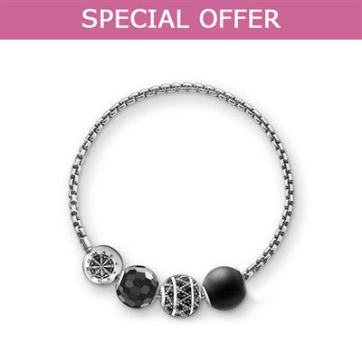 Buy Thomas Sabo 'ZigZag' Karma Bundle