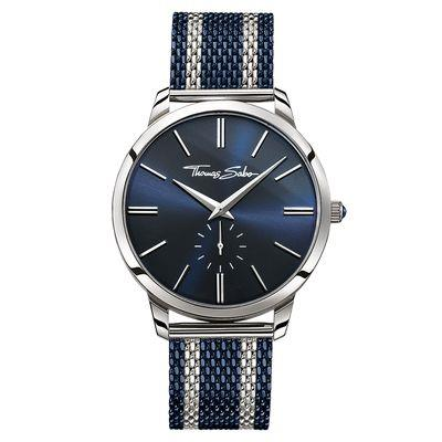 Buy Thomas Sabo Men's Blue Rebel Spirit Watch