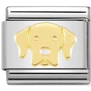 Buy Nomination Gold Labrador Charm