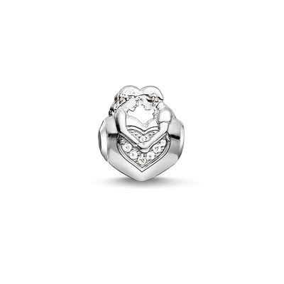 Buy Thomas Sabo Sweethearts Karma Bead in Silver