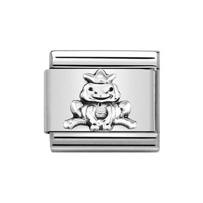 Buy Nomination Silver Frog Prince Charm