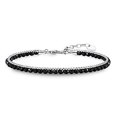 Buy Thomas Sabo Black Onyx Bracelet Sterling Silver