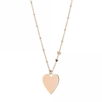 Buy Nomination Antibes Necklace With Heart