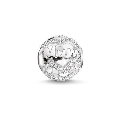 Buy Thomas Sabo Mum Karma Bead Sterling Silver